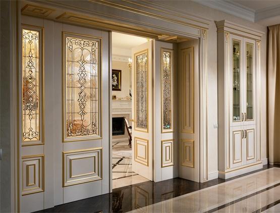 Изготовление межкомнатных дверей по индивидуальным размерам