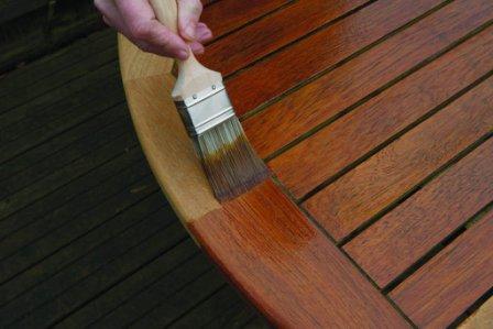 Лакокрасочные покрытия для деревянных поверхностей