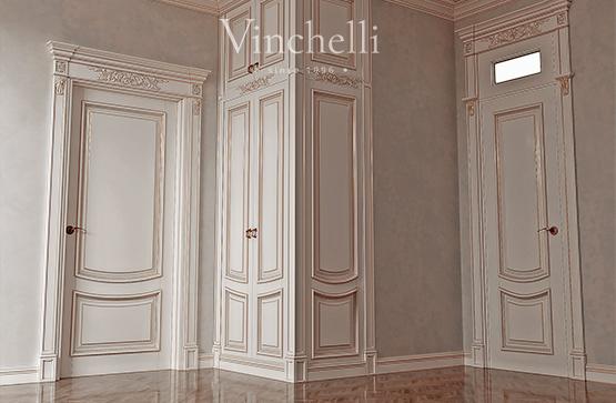 Белые двери в интерьере – рекомендации дизайнера Vinchelli
