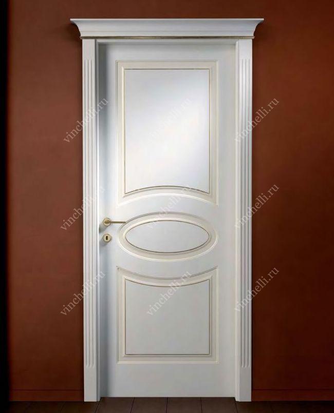 Глянцевые межкомнатные двери