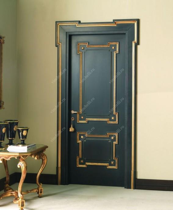 Двери межкомнатные элитные в интерьере фото